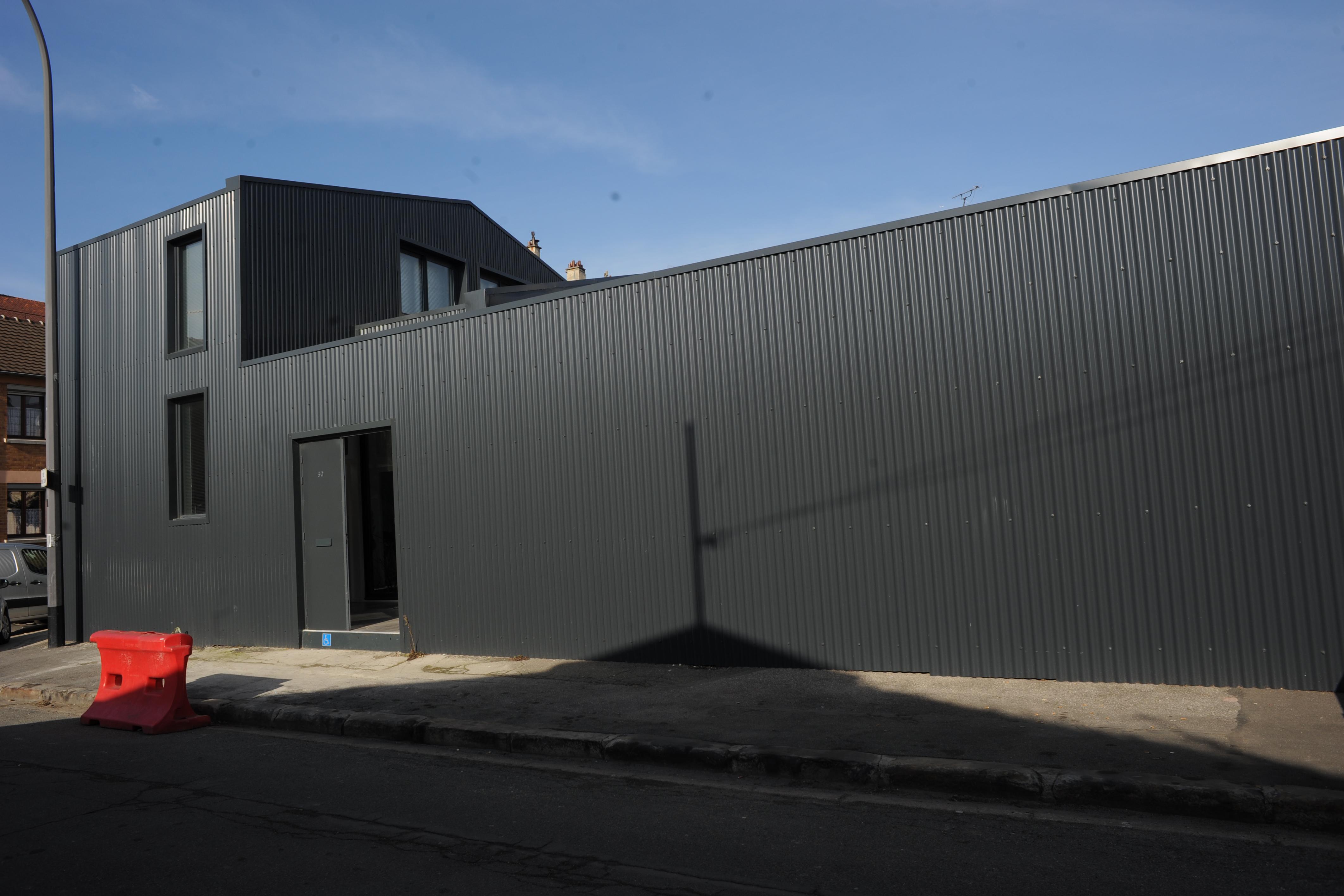 The Studio in Ivry
